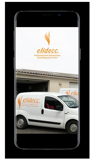Elidecc sarl - Notre application